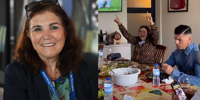 Hilariante! Dolores Aveiro mostra-se a cantar o hino de Sporting (vídeo)