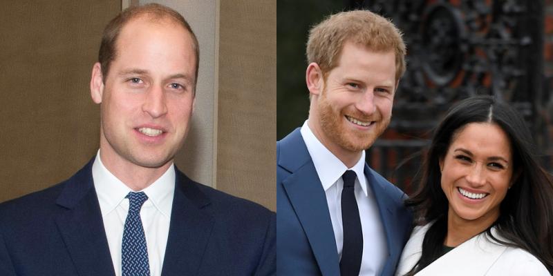 Após polémica, William reage às acusações de Harry e Meghan