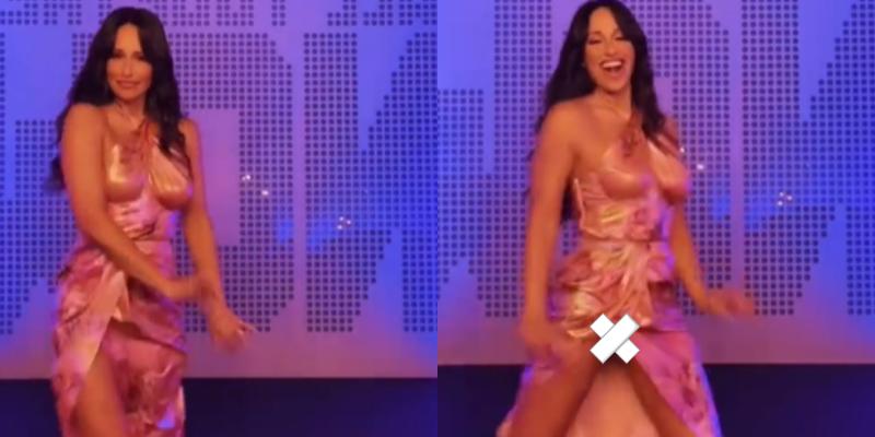 """Rita Pereira mostra demais em vídeo: """"A cuequinha preta…"""""""