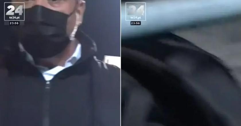 """Após jogo de FCPorto, repórter da TVI é agredido: """"Dou-lhe um soco que o f*do, c*ralho"""""""