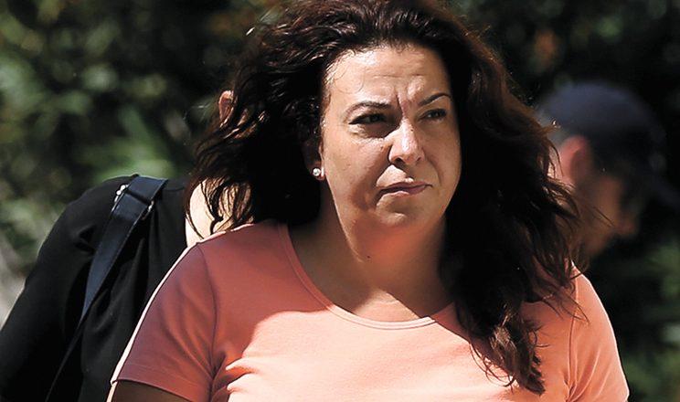 Na prisão, Rosa Grilo já tem namorada e assume liderança