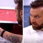 "Hell's Kitchen: Ljubomir Stanisic confronta João: ""Queres me dar m3rda para eu comer?"""