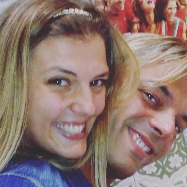 Por difamação, Romana pondera processar pai e Sérgio Rossi
