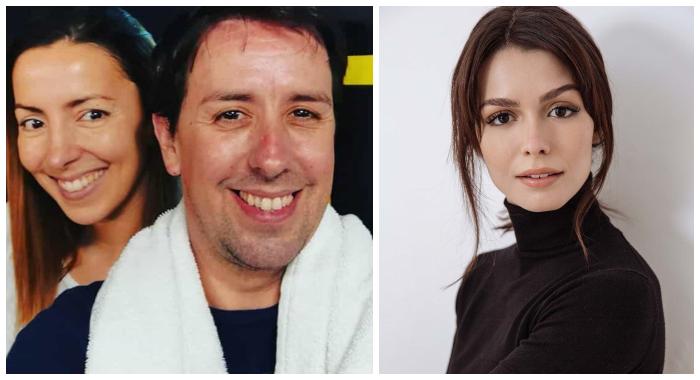 Após separação, Manuel Marques em relação com Beatriz Barosa?