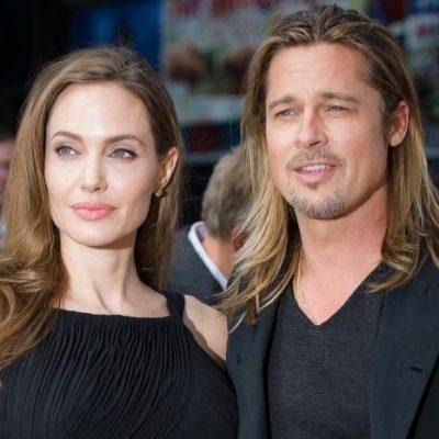 Brad Pitt avança com processo contra Angelina Jolie