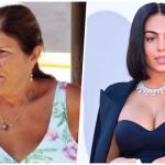 """Dolores Aveiro é 'confrontada': """"Gosta da Georgina [Rodríguez]?"""""""