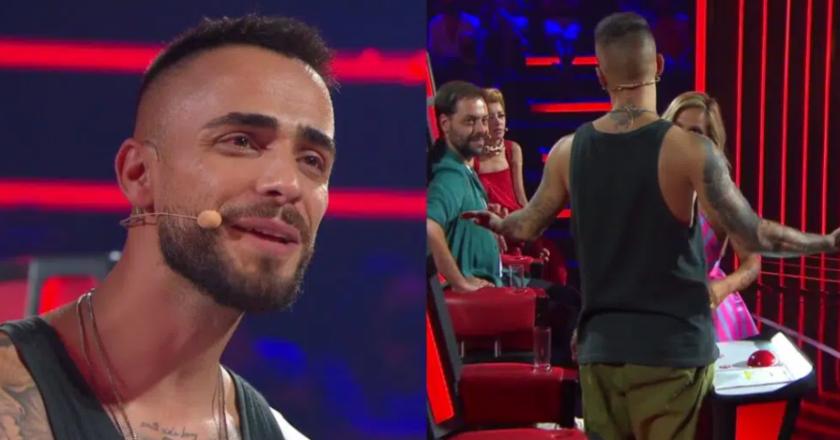 """The Voice Portugal: Diogo Piçarra indignado com atitude de Aurea:  """"Soa-me a cobardia…"""""""